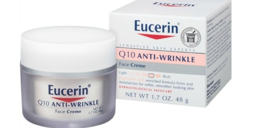 Amazon Prime: Eucerin Anti-Wrinkle Sensitive Skin Face Creme Only $5.22 Shipped