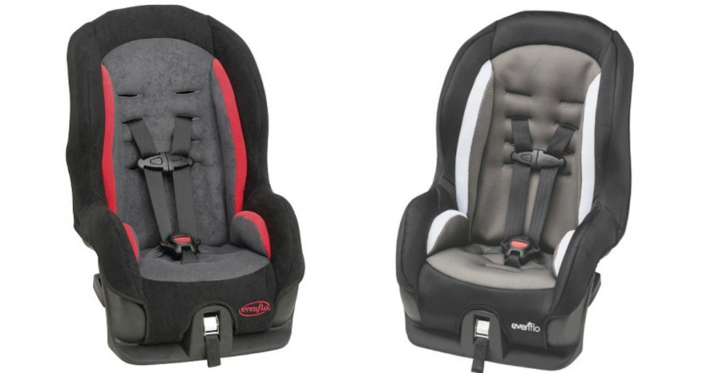 evenflo tribute sport convertible car seat only $34 88 (regularlyevenflo car seat