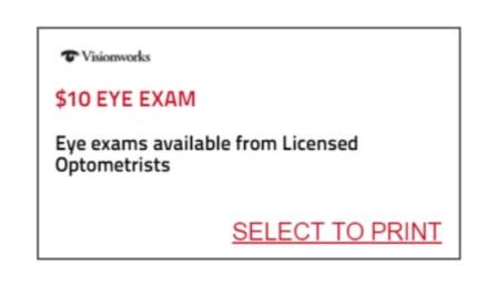 Visionworks Comprehensive Eye Exam Only 10 Hip2save