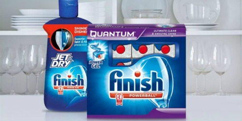 New Finish Dishwasher Detergent & Jet Dry Coupons = Nice Upcoming Deal at Rite Aid