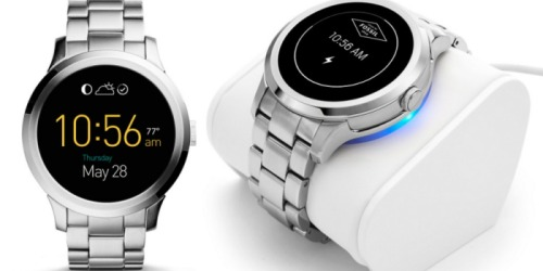 Fossil Q Founder Touchscreen Smartwatch Only $131.24 Shipped (Regularly $295)