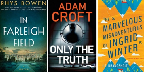 Amazon Prime Members: Score FREE Kindle eBook This Month ($4.99 Value)