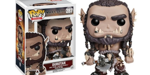 Amazon: Funko POP! Warcraft Action Figure Only $5.36