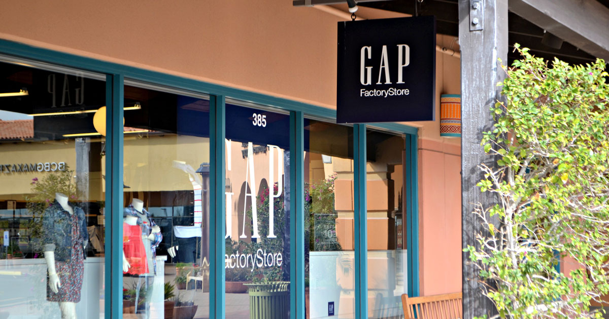 Gap Factory: 30% Off Total Purchase = Women's Dresses $13.99