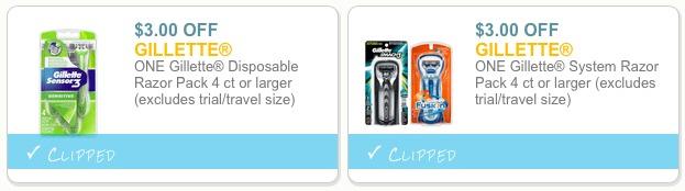 gillette-razor-coupons