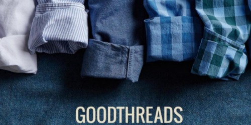 Amazon: Goodthreads Clothing Line for Men (Exclusively for Prime Members)