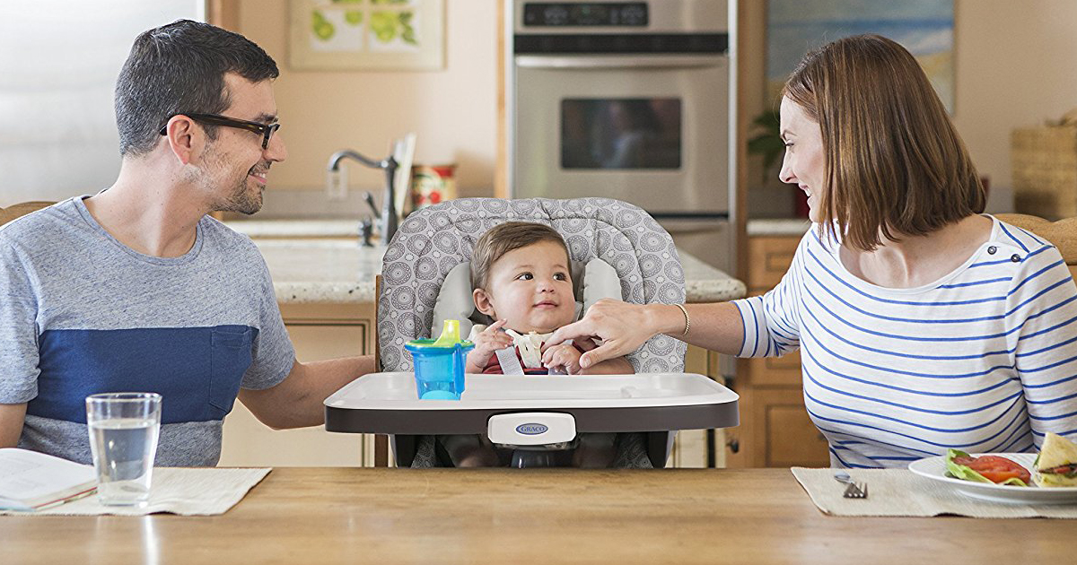 Graco Booster Highchair