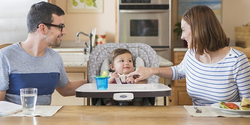 Highly Rated Graco SwiviSeat 3-in-1 High Chair Booster Seat Only $42.39 Shipped