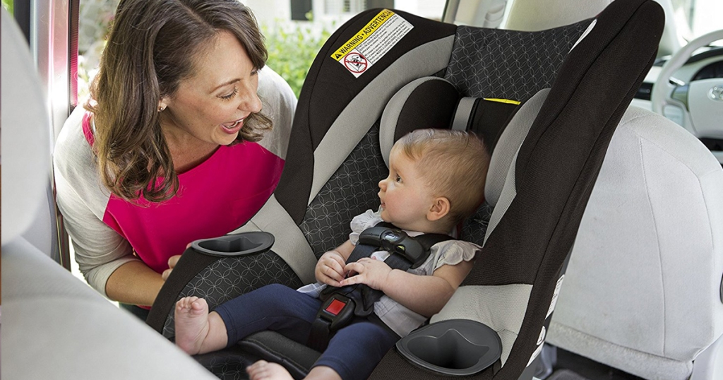 Head On Over To Where They Are Offering Up This Graco My Ride 65 Lx Convertible Car Seat In Coda Print For Only 74 99 Shipped Regularly