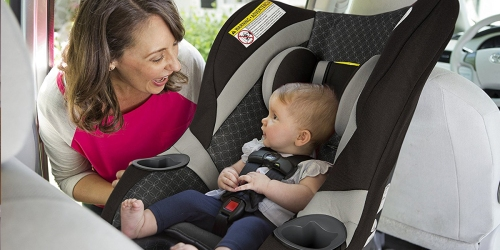 Amazon: Graco My Ride 65 LX Convertible Car Seat Only $74.99 Shipped (Regularly $119.99)