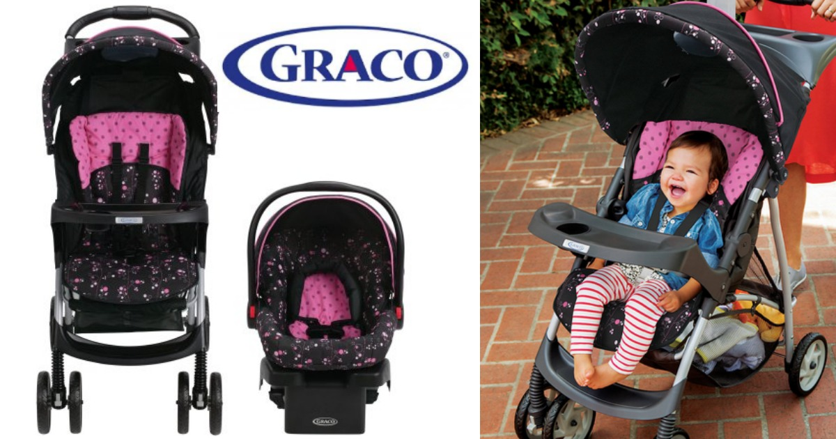 Walmart.com: Graco LiteRider Travel System AND Infant Car