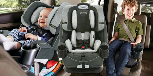 Target Graco 4Ever Convertible Car Seat W Safety Surround 168 Shipped Reg 329 More
