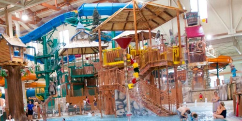 Need a Spring Break Vacation? Groupon Has 10% Off Family Suite at Great Wolf Lodge