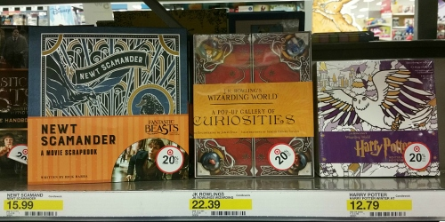 Target: Buy 2 Get 1 Free Games, Books & More (Combines w/ 40% Off Harry Potter Cartwheels!)
