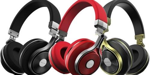Amazon: Bluedio Wireless Bluetooth Headphones Just $39.99 (Regularly $79.99)