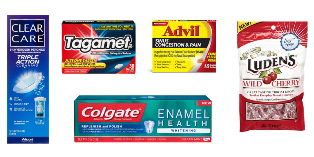 Rite Aid Hesalthcare Products