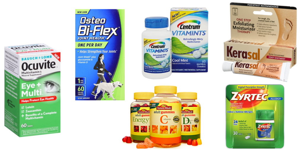 Rite Aid Healthcare Products