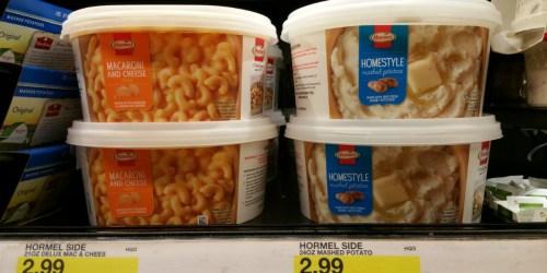 Target: Hormel Side Dishes Only 99¢ Each (Reg. $2.99)