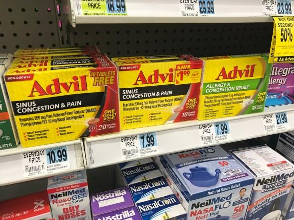 Rite Aid Best Deals Advil
