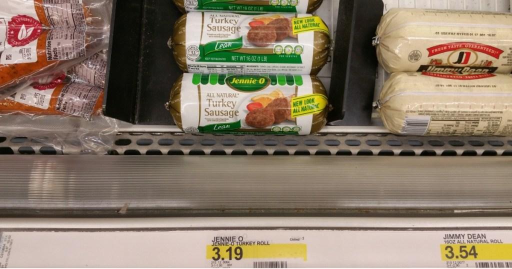 jennie-o-turkey-sausage