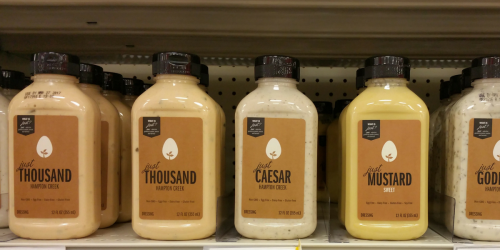 Target Shoppers! Just Dressings Only $1.16
