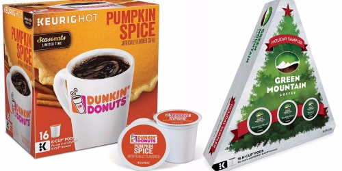 Bon Ton: 7 Boxes of K-Cups Only $25.14 Shipped (As Low As 22¢ per K-Cup)
