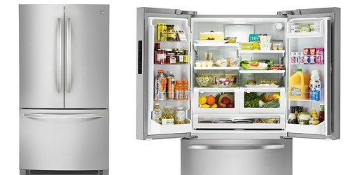 Kenmore French Door Stainless Steel Refrigerator Just $965 Delivered & Installed (Regularly $2,000)