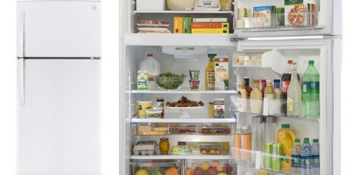 Sears.com: Kenmore Refrigerator w/ Ice Maker Just $665 Delivered & Installed (Regularly $1,370)