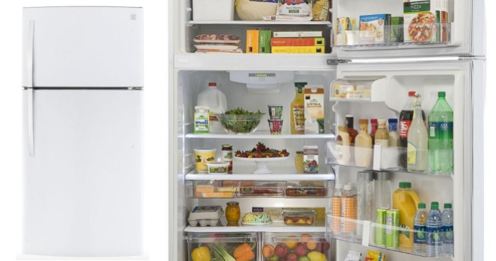 kenmore-refrigerator-w-ice-maker