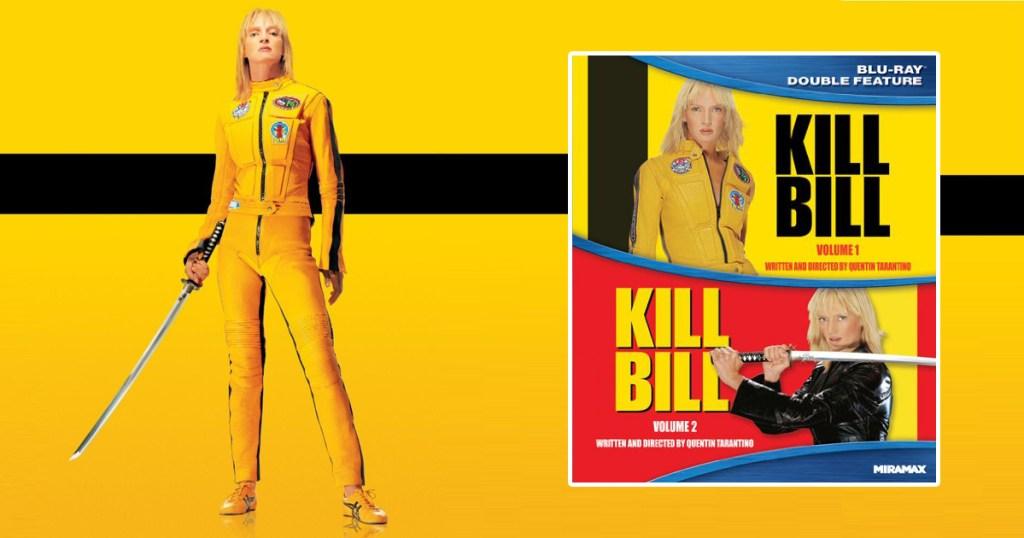 kill bill blu-ray