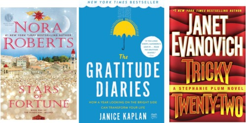 Amazon: Select Kindle eBooks $3.99 or Less (Books by Nora Roberts, Janet Evanovich & More)
