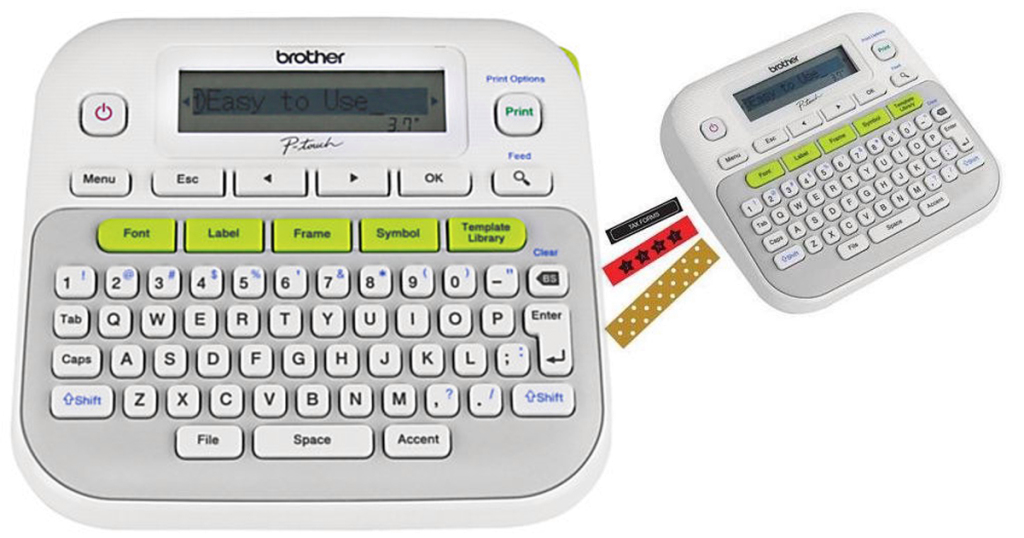 staples brother label maker only 9 99 regularly 39 99 hip2save