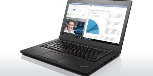 Lenovo.com: 30% Off Yoga ThinkPad Laptops = ThinkPad Ultrabook Only $601 Shipped & More