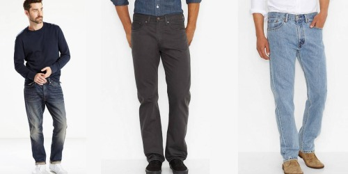Levis.com: 40% off Sitewide = Men's Jeans from $11.94 (Regularly up to $89.50)