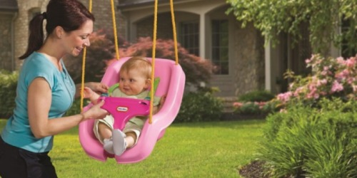 Little Tikes Recall: 540,000 Pink Toddler Swings Being Recalled (Submit for Refund Now)