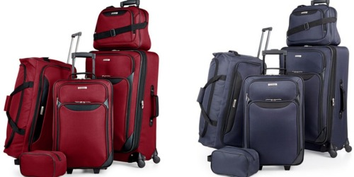 Macys.com: Tag Springfield 5-Piece Luggage Sets Only $59.99 Shipped (Regularly $200)