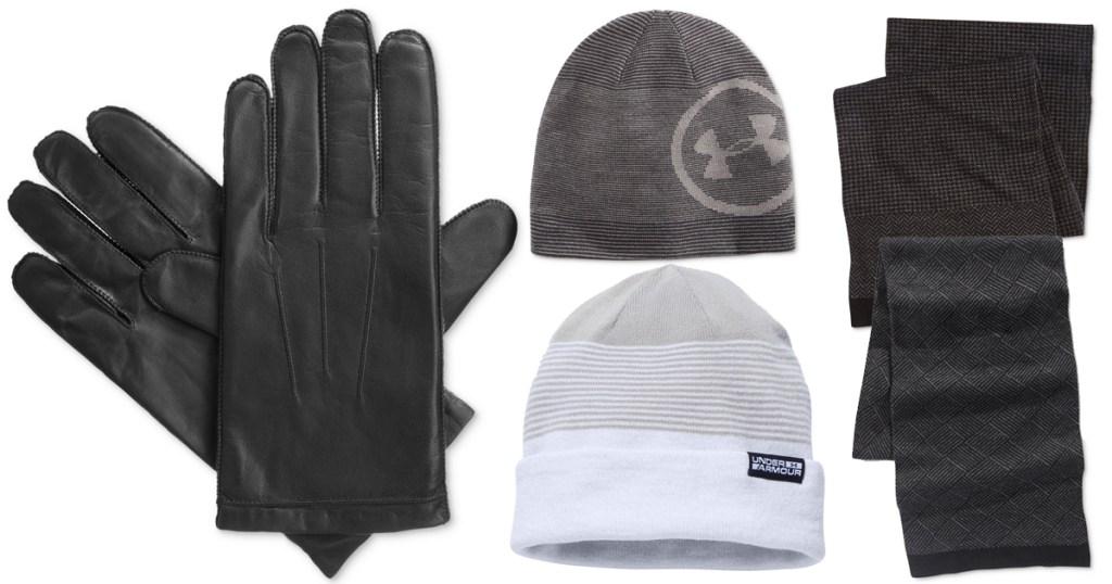 Macys.com  Isotoner Men s Leather Gloves Only  9.99 + More Winter ... 83c947d85b8