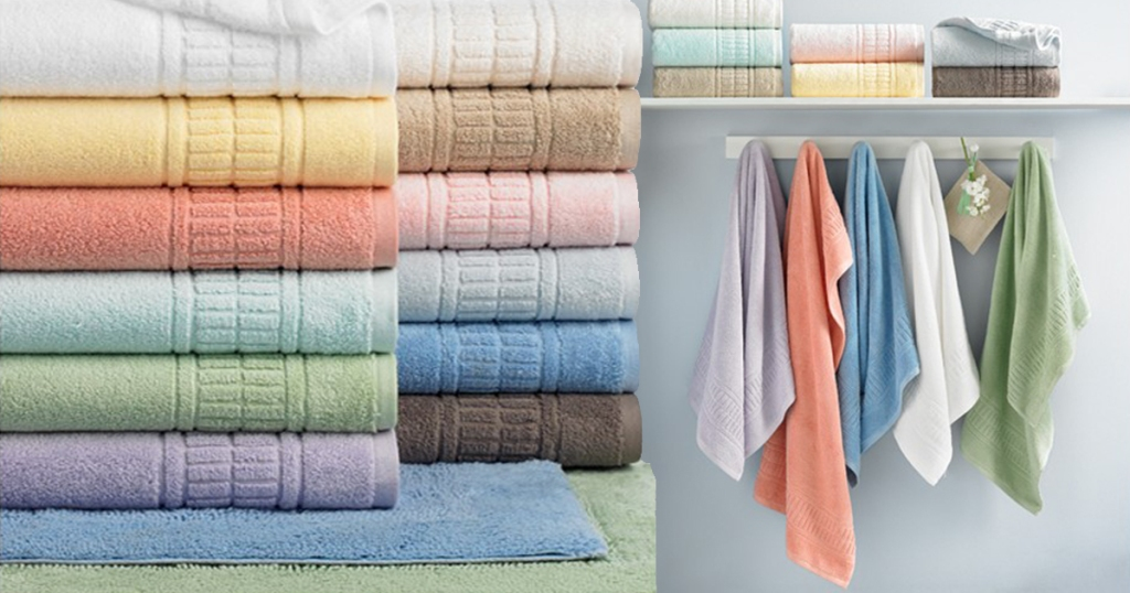 Martha Stewart Towels
