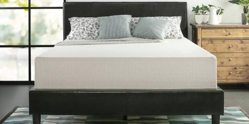 Amazon: Zinus Memory Foam Mattresses As Low As $149 Shipped – Great Reviews