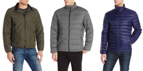 Amazon: Deep Discounts on Men's Jackets (Nautica, 32 Degrees, Levi's & More)