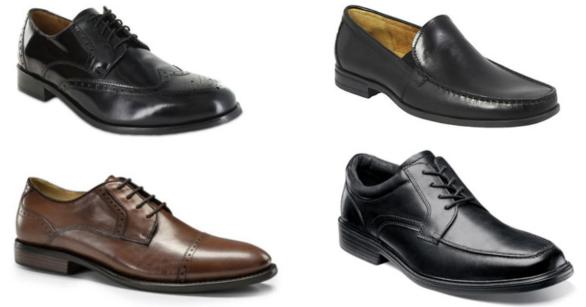 jcpenney mens shoes on sale
