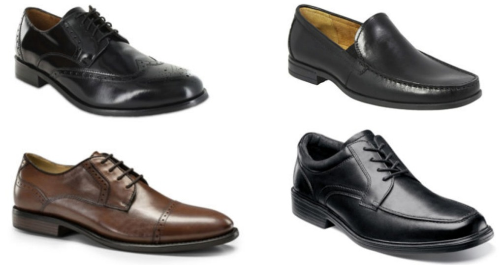 92f251f7a3f JCPenney  Men s Dress Shoes as Low as  27.49 (Regularly  74.99 ...