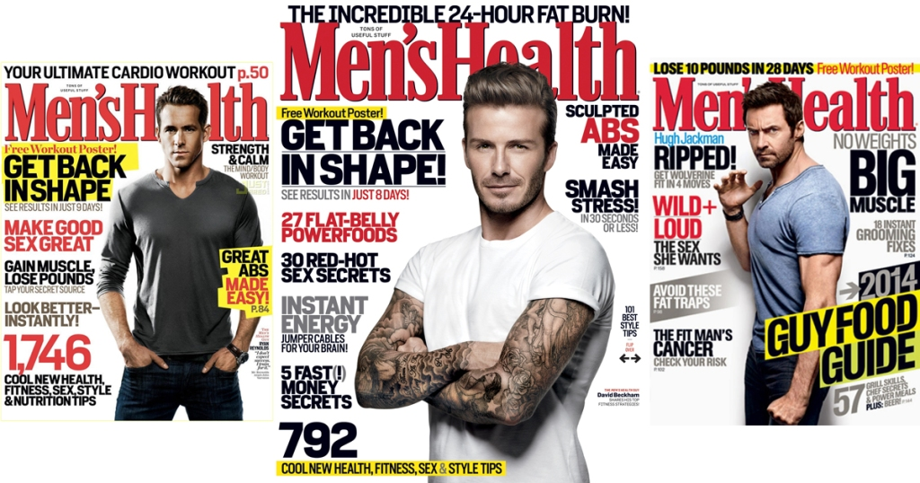 Free 1 Year Subscription To Men S Health Magazine Hip2save