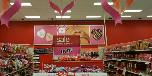 Target Shoppers! Save 50% On M&M's Valentine's Chocolate Candies Bags