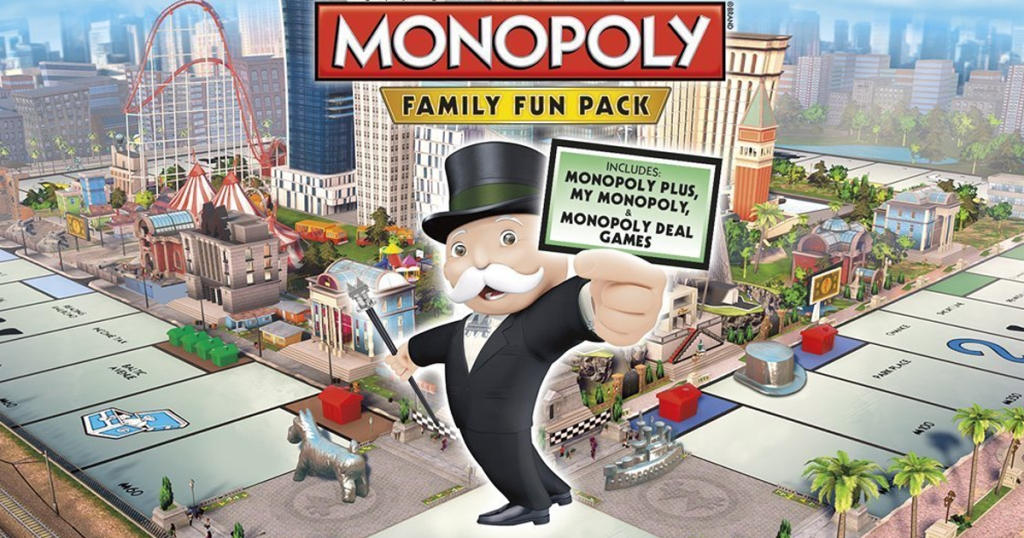 Monopoly PS4 Game