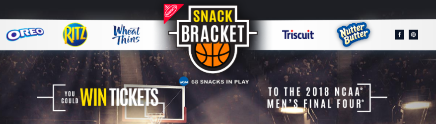 nabisco-snack-bracket-instant-win-game-and-sweepstakes