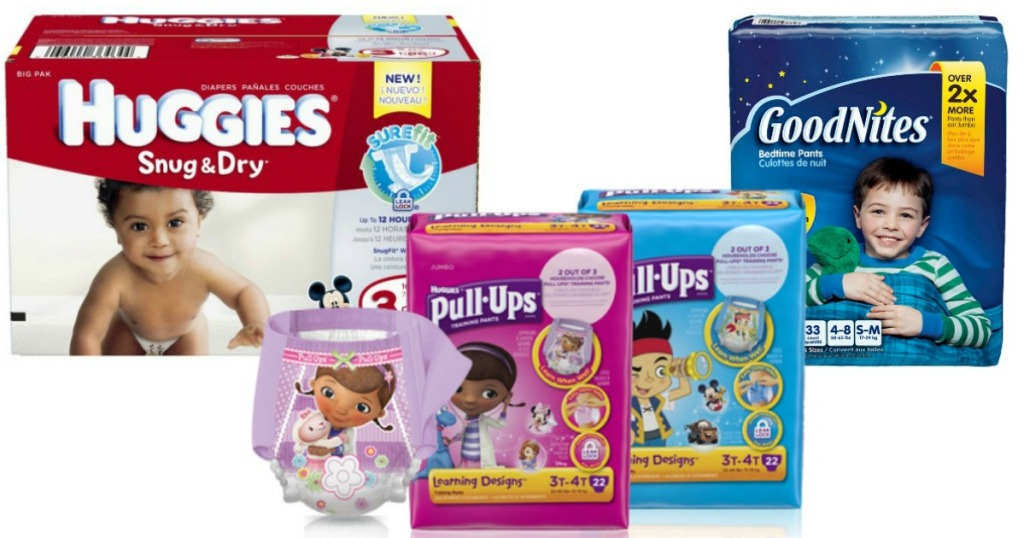 High Value Huggies Diapers Wipes Amp Training Pants Coupons