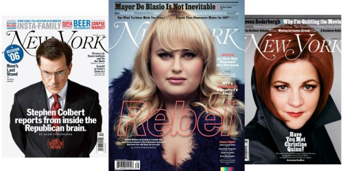 FREE 1-Year Subscription to New York Magazine