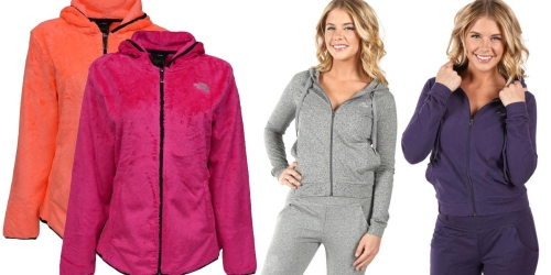 The North Face Women's Hoodie $44.99 Shipped & Lotus Hoodies Just $4.99 Shipped