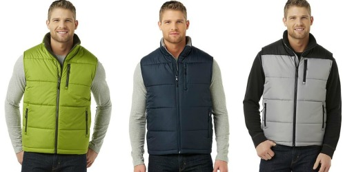 Sears.com: Outdoor Life Men's Puffer Vest Just $15 (Regularly $50)